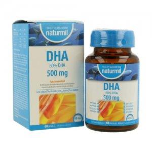 DHA 500 mg 60 perlas