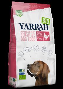 Organic dog food Sensitive 2 KG