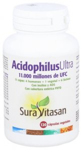 Acidophilus Ultra 120 capsules 11,000 mill. by UFC