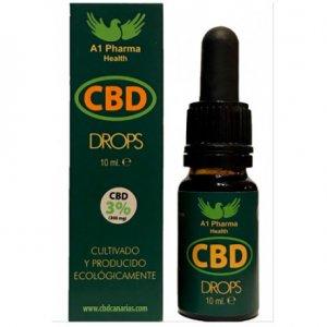 CBD 3 percent 10 ml FULL SPECTRUM