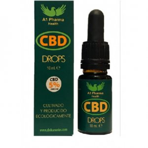 CBD 5 percent 10 ml FULL SPECTRUM