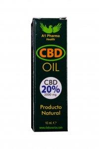 CBD 20 percent 10 ml FULL SPECTRUM