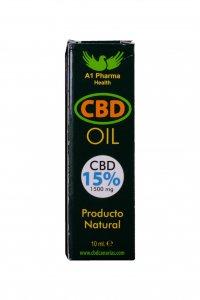 CBD 15 percent 10 ml FULL SPECTRUM