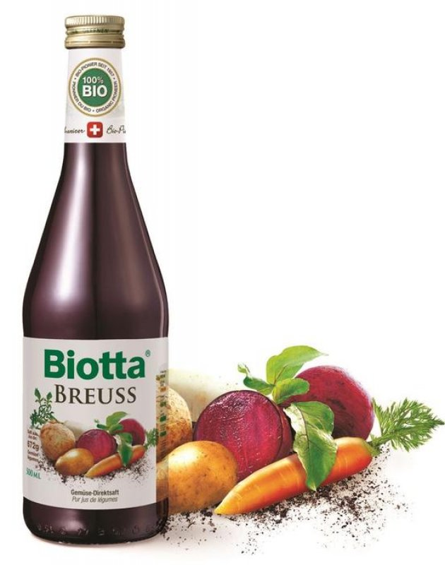 Breuss Biotta 500 ml