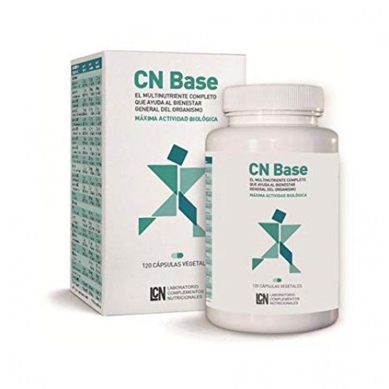 CN Base 120 capsules LCN