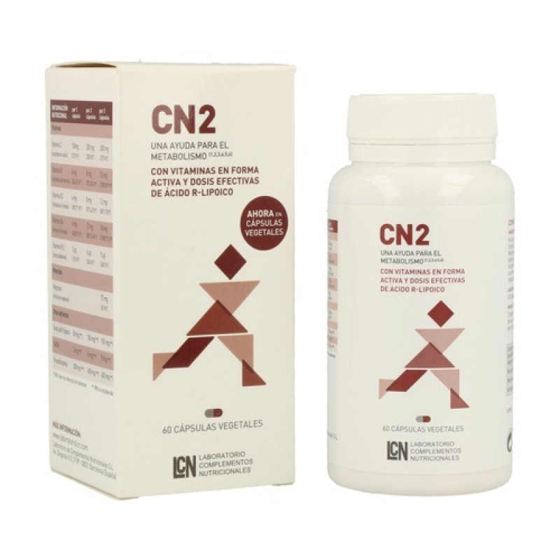 Cn 2 with 120 capsules