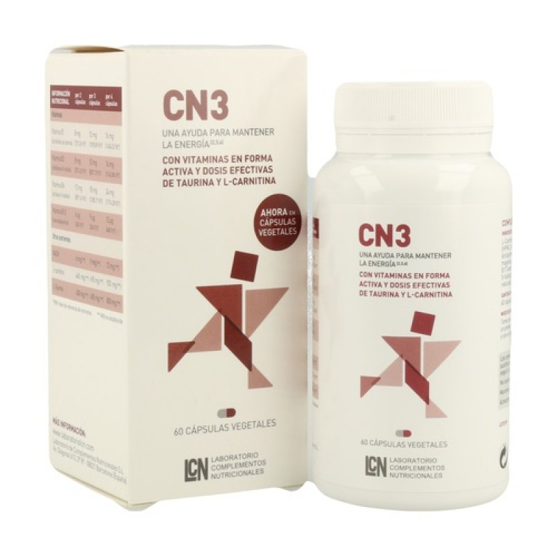 Cn 3 with 60 capsules
