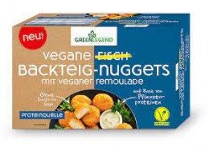 Vegan fish batter nuggets 300 g