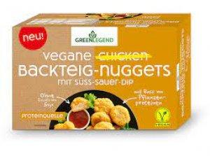 Vegan chicken batter nuggets 300 g